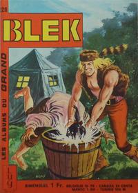 Cover Thumbnail for Blek (Editions Lug, 1963 series) #228