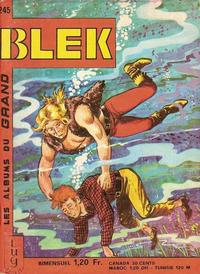 Cover Thumbnail for Blek (Editions Lug, 1963 series) #245