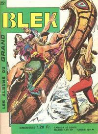 Cover Thumbnail for Blek (Editions Lug, 1963 series) #251
