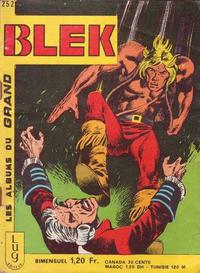 Cover Thumbnail for Blek (Editions Lug, 1963 series) #252