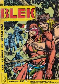 Cover Thumbnail for Blek (Editions Lug, 1963 series) #265