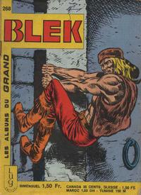 Cover Thumbnail for Blek (Editions Lug, 1963 series) #268