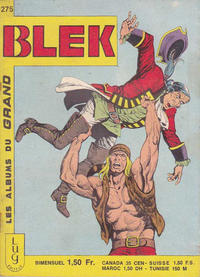 Cover Thumbnail for Blek (Editions Lug, 1963 series) #275