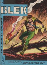 Cover Thumbnail for Blek (Editions Lug, 1963 series) #279