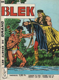 Cover Thumbnail for Blek (Editions Lug, 1963 series) #286