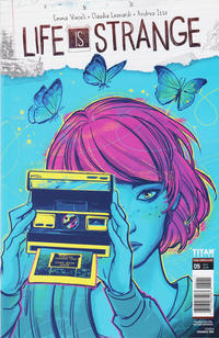 Cover Thumbnail for Life Is Strange (Titan, 2018 series) #5 [Cover A - Veronica Fish]