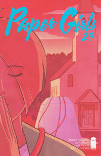 Cover Thumbnail for Paper Girls (Image, 2015 series) #29