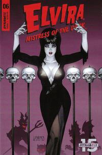 Cover Thumbnail for Elvira: Mistress of the Dark (Dynamite Entertainment, 2018 series) #6