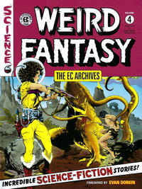 Cover Thumbnail for The EC Archives: Weird Fantasy (Dark Horse, 2014 series) #4