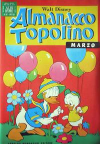 Cover Thumbnail for Almanacco Topolino (Arnoldo Mondadori Editore, 1957 series) #183