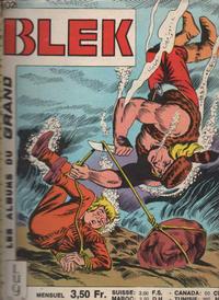 Cover Thumbnail for Blek (Editions Lug, 1963 series) #302