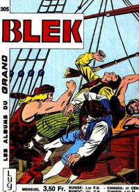 Cover Thumbnail for Blek (Editions Lug, 1963 series) #305