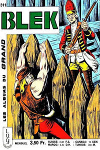 Cover Thumbnail for Blek (Editions Lug, 1963 series) #311