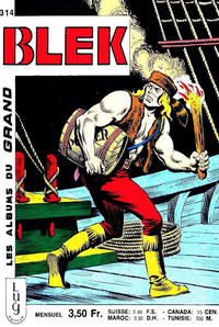 Cover Thumbnail for Blek (Editions Lug, 1963 series) #314