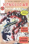 Cover for Kóngulóarmaðurinn (Semic International, 1985 series) #3/1989