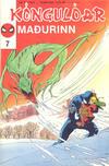Cover for Kóngulóarmaðurinn (Semic International, 1985 series) #7/1989
