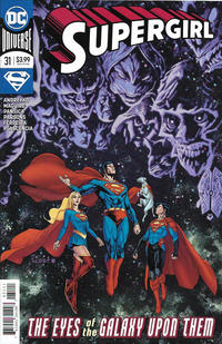 Cover Thumbnail for Supergirl (DC, 2016 series) #31