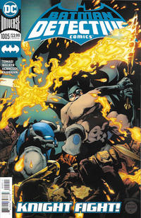 Cover Thumbnail for Detective Comics (DC, 2011 series) #1005