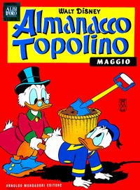 Cover Thumbnail for Almanacco Topolino (Arnoldo Mondadori Editore, 1957 series) #89