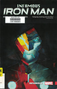 Cover Thumbnail for Infamous Iron Man (Marvel, 2017 series) #1 - Infamous