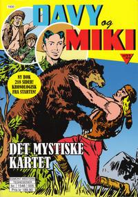 Cover Thumbnail for Davy og Miki (Hjemmet / Egmont, 2014 series) #22