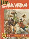 Cover for Jim Canada (Impéria, 1958 series) #25