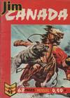 Cover for Jim Canada (Impéria, 1958 series) #95