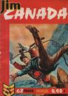 Cover for Jim Canada (Impéria, 1958 series) #99