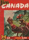 Cover for Jim Canada (Impéria, 1958 series) #104