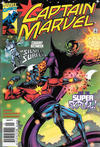 Cover Thumbnail for Captain Marvel (2000 series) #9 [Newsstand]