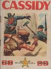 Cover for Cassidy (Impéria, 1957 series) #120