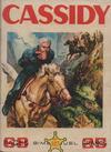 Cover for Cassidy (Impéria, 1957 series) #123