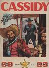 Cover for Cassidy (Impéria, 1957 series) #124