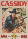 Cover for Cassidy (Impéria, 1957 series) #126