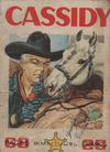 Cover for Cassidy (Impéria, 1957 series) #135
