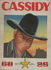 Cover for Cassidy (Impéria, 1957 series) #136