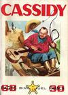 Cover for Cassidy (Impéria, 1957 series) #148