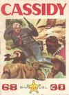 Cover for Cassidy (Impéria, 1957 series) #153