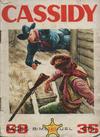 Cover for Cassidy (Impéria, 1957 series) #180