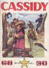 Cover for Cassidy (Impéria, 1957 series) #159