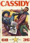 Cover for Cassidy (Impéria, 1957 series) #178