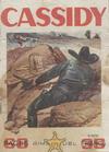 Cover for Cassidy (Impéria, 1957 series) #171