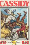 Cover for Cassidy (Impéria, 1957 series) #218