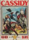 Cover for Cassidy (Impéria, 1957 series) #220