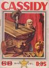 Cover for Cassidy (Impéria, 1957 series) #223