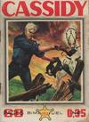 Cover for Cassidy (Impéria, 1957 series) #224