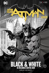 Cover for Batman 80 (Levoir, 2019 series) #7 - Batman: Black and White