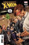 Cover Thumbnail for Uncanny X-Men (2019 series) #17 (639) [Second Printing - Carlos Gómez]
