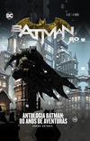 Cover for Batman 80 (Levoir, 2019 series) #10 - Antologia Batman: 80 Anos de Aventuras