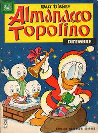 Cover Thumbnail for Almanacco Topolino (Arnoldo Mondadori Editore, 1957 series) #72